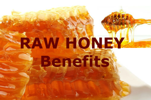 Raw honey benefits
