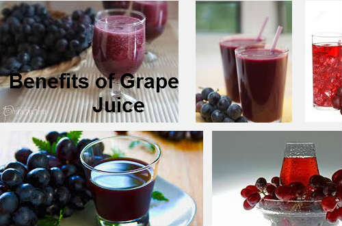 Benefits of Grape Juice!!